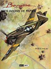 (AUT) Bergèse -PF- Porte-folio - mes avions de papier