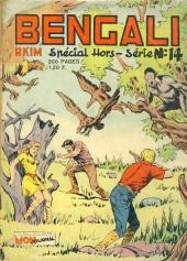 Bengali (Akim Spécial Hors-Série puis Akim Spécial puis) -14- Le safari perdu