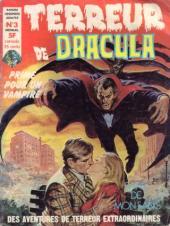 Terreur de Dracula -3- Prime pour un vampire