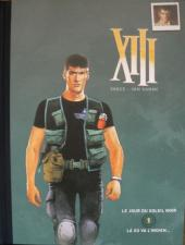 XIII (Le Soir Belgique) -1- Le Jour du soleil noir / Là où va l'Indien...