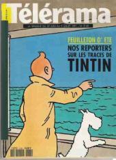 (AUT) Hergé -0- Nos reporters sur les traces de tintin