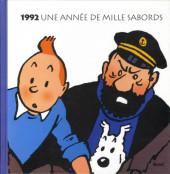 (AUT) Hergé -46- 1992, une année de mille sabords