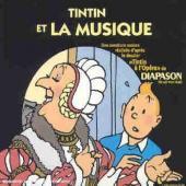(AUT) Hergé -0CD- Tintin et la musique