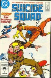 Suicide Squad (1987) -7- Thrown to the wolves