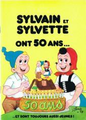 Sylvain et Sylvette - ont 50 ans...