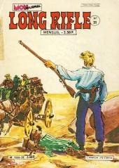 Long Rifle -31- Le massacre de Comanche Station