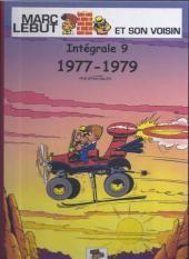 Marc Lebut et son voisin -Int09- intégrale 09: 1977-1979