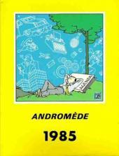 (DOC) Futuropolis - Agenda futuropolis / andromède 1985