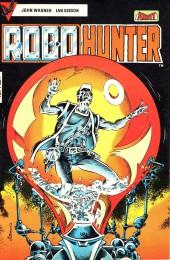 Robo Hunter -4- Ca grouille de robots