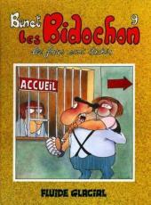 Les bidochon -9a1991- Les fous sont lâchés