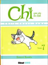 Chi - Une vie de chat (format manga) -7- Tome 7