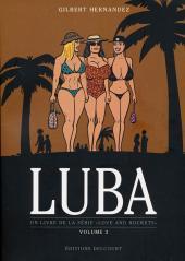 Palomar City - Love and rockets -7- Luba - Volume 3