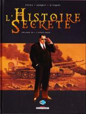 L'histoire secrète -25- L'Ange paon