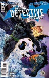 Detective Comics (2011) -6- Kill game