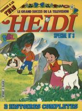 Heidi spécial -3- Tome 3