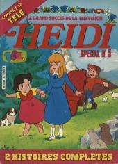 Heidi spécial -5- Tome 5