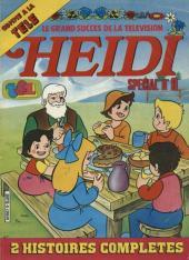 Heidi spécial -9- Tome 9