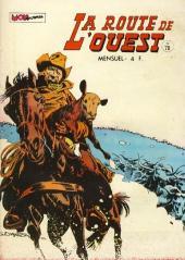 La route de l'Ouest -78- Le troupeau fou
