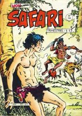 Safari (Mon Journal) -153- Le terrifiant secret