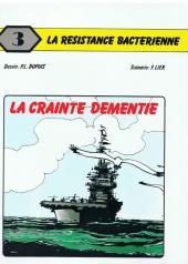 La résistance bactérienne -3- La Résistance bactérienne, la crainte démentie