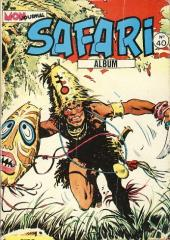 Safari (Mon Journal) -Rec40- Album N°40 (du n°146 au n°148)