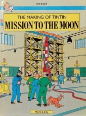 Tintin (The Adventures of) -INT4- Mission to the Moon