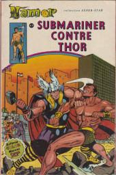 Namor -4- Submariner contre Thor
