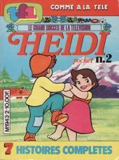 Heidi (Pocket) -2- Tome 2