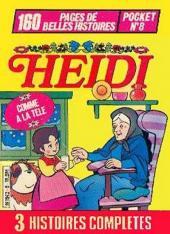 Heidi (Pocket) -8- Visite à Francfort