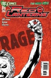 Red Lanterns (2011) -2- Rage
