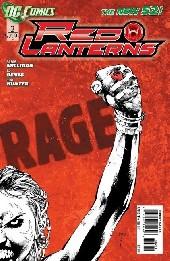 Red Lanterns (2011) -2- Rage