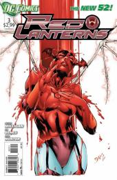 Red Lanterns (2011) -3- Higher Consciousness