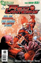 Red Lanterns (2011) -6- All Too Human