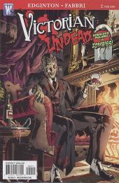 Victorian undead -2- The skull beneath the skin