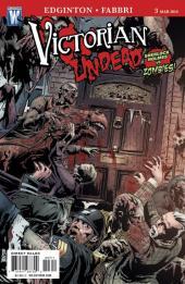 Victorian undead -3- Written in blood