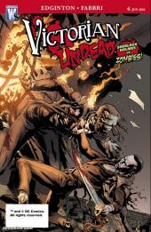 Victorian undead -6- Inferno