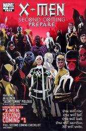 X-Men: Second coming (2010) -HS- Preview