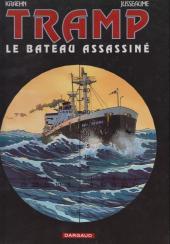 Tramp -3b- Le bateau assassiné