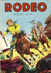 Rodéo -REC074- Album N°74 (du n°359 au n°361)