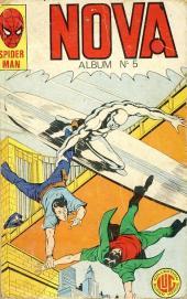 Nova (LUG - Semic) -Rec05- Album N°5 (du n°17 au n°20)