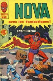 Nova (LUG - Semic) -Rec11- Album N°11 (du n°41 au n°44)