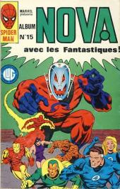 Nova (LUG - Semic) -Rec15- Album N°15 (du n°57 au n°60)