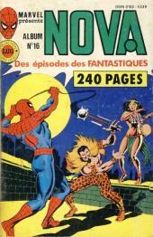 Nova (LUG - Semic) -Rec16- Album N°16 (du n°61 au n°63)