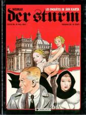 Weimar - Les enquêtes de Jan Karta -2- Der Sturm