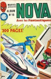 Nova (LUG - Semic) -Rec19- Album N°19 (du n°70 au n°72)