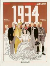 Weimar - Les enquêtes de Jan Karta -3- 1934