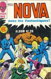 Nova (LUG - Semic) -Rec20- Album N°20 (du n°73 au n°75)