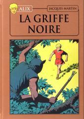 Alix - La collection (Hachette) -5- La griffe noire