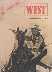 West (Jeunesse et Vacances) -11- Douloureuse vérité