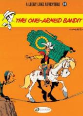 Lucky Luke (en anglais) -4833- The one-armed bandit